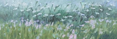 Wild Flowers 03 by Kruk art print