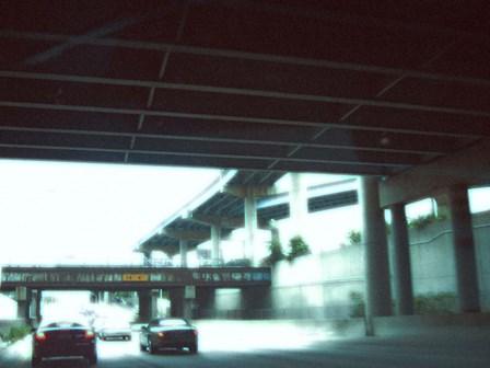 Underpass by Naxart art print