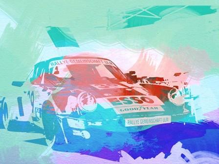 911 Before The Race by Naxart art print