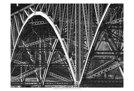 Structural Details IX by Jeff Pica art print