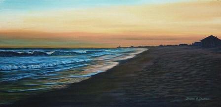 Beach Walk by Bruce Dumas art print