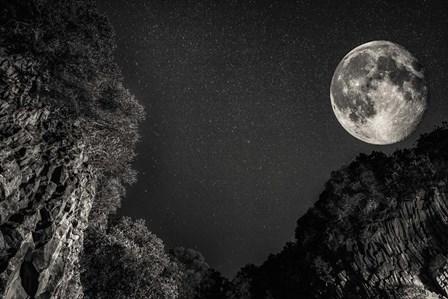 Full Moon by Giuseppe Torre art print