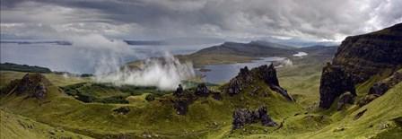 Isle of Skye by Maciej Duczynski art print