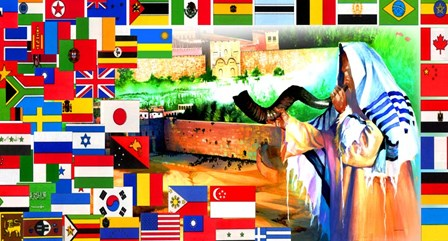 Calling All Nations by Spencer Williams art print