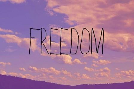 Freedom by Vintage Skies art print