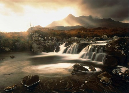 Isle of Skye Highlands Scotland by Panoramic Images art print