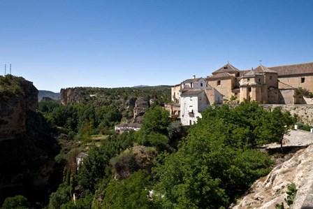Church of Santa Ana, Andalucia, Spain by Panoramic Images art print