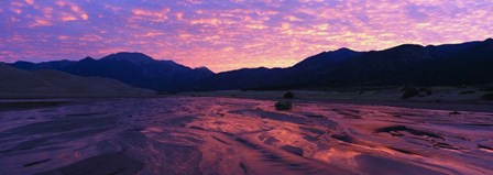 Great Sand Dunes National Monument, CO by Panoramic Images art print