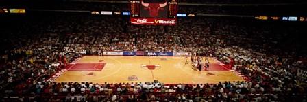 NBA Finals Bulls vs Suns, Chicago Stadium by Panoramic Images art print