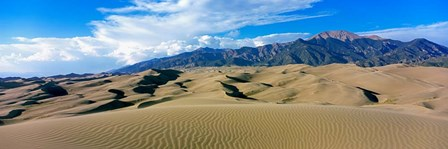 Great Sand Dunes National Park, Colorado by Panoramic Images art print