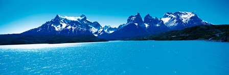Torres de Paine National Park, Chile by Panoramic Images art print