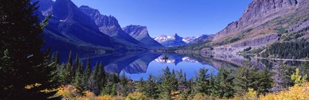 Glacier National Park, MT by Panoramic Images art print