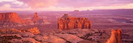 Canyonlands National Park, Utah by Panoramic Images art print