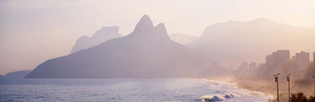 Ipanema Beach, Rio de Janeiro Brazil by Panoramic Images art print