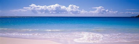 Caribbean Sea, Vieques, Puerto Rico by Panoramic Images art print