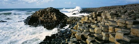 Giants Causeway, Ireland by Panoramic Images art print