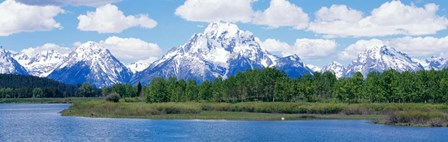 Grand Teton National Park, WY by Panoramic Images art print