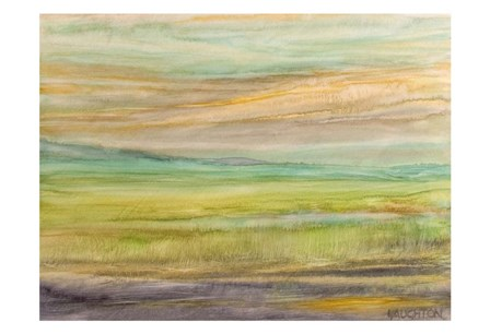 Marsh by Peter Laughton art print