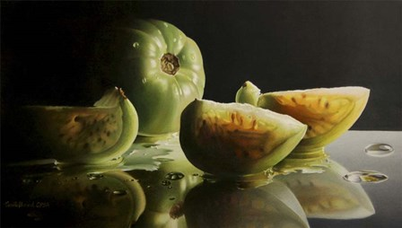 Ripening by Cecile Baird art print