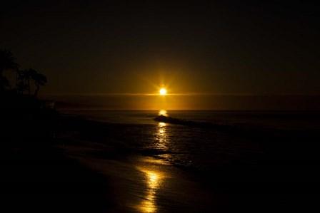 Golden Sunrise by Chris Moyer art print