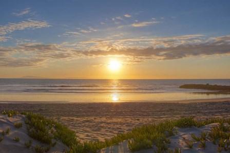 Pierpont Sunset by Chris Moyer art print