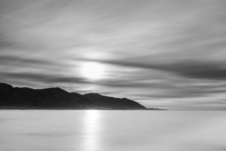 Smooth Sunrise by Chris Moyer art print