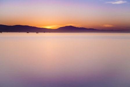 Simple Sunrise by Chris Moyer art print