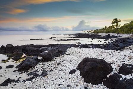 Waikoloa Sunrise by Chris Moyer art print