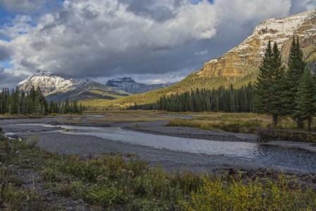 Soda Butte Creek Scenery (Yellowstone) by Galloimages Online art print