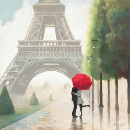 Paris Romance II by Marco Fabiano art print
