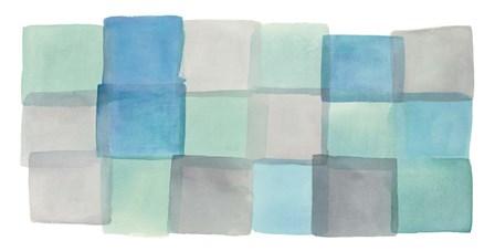 Overlap III by Mike Schick art print