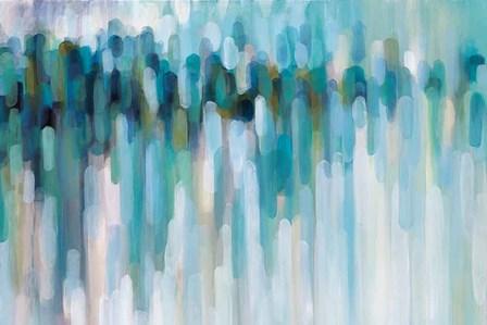 Aurora Lights II by Karen Lorena Parker art print