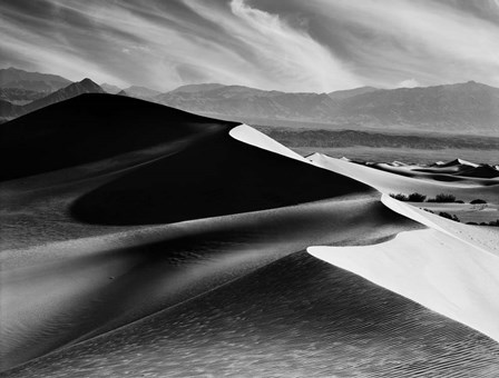 Dunes At Mesquite Flats by Monte Nagler art print