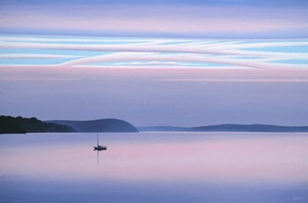 Morning Calm by Ron Parker art print