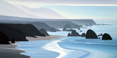 Mendocino by Ron Parker art print