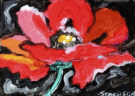 Poppy by Stacie Flint art print