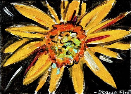 Sunflower by Stacie Flint art print