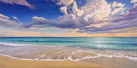 Onda d'Oceano by Adriano Galasso art print