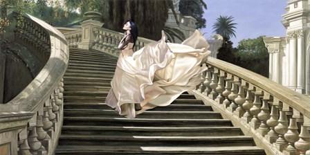 Scala Classica by Pierre Benson art print