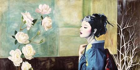 Wild Flower by Pierre Benson art print