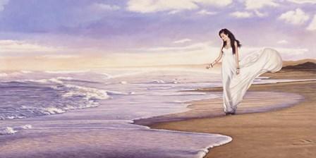 Ocean Waves by Pierre Benson art print