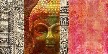 Siddharta by Joannoo art print