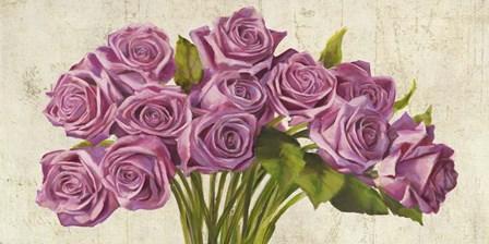 Roses by Leonardo Sanna art print