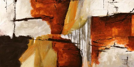 Of Wood and Stone by Jim Stone art print