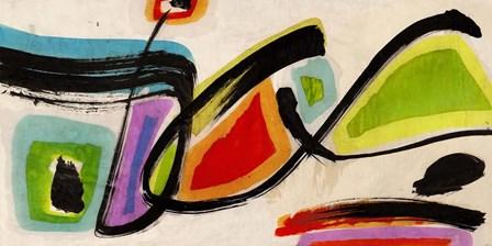 Butterflies by Teo Vals Perelli art print
