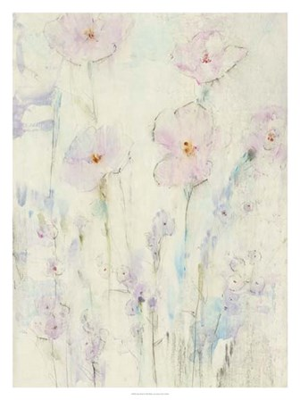Lilac Floral I by Timothy O'Toole art print