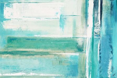 House 52 Blue by Patricia Pinto art print