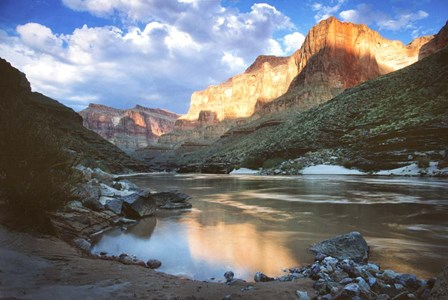 Grand Canyon River by Thomas Haney art print
