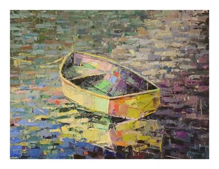 Boat 31 by Kim McAninch art print