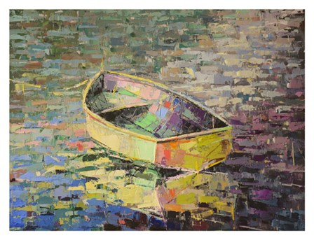Boat 31 by Kim McAninch art print